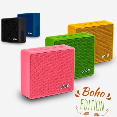 Análisis de los altavoces Bluetooth SPC One y SPC Bang