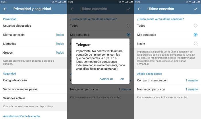 40 trucos para Telegram parte 1