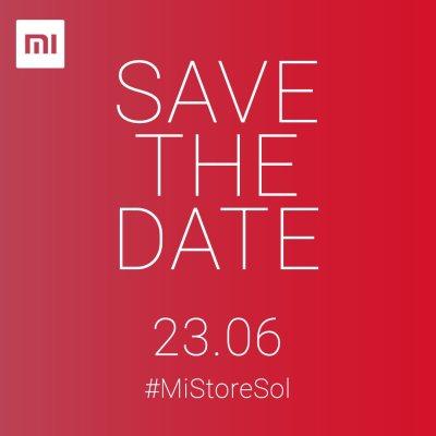 Xiaomi Mi Store Sol