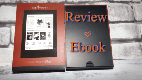 Review Energy eReader Max