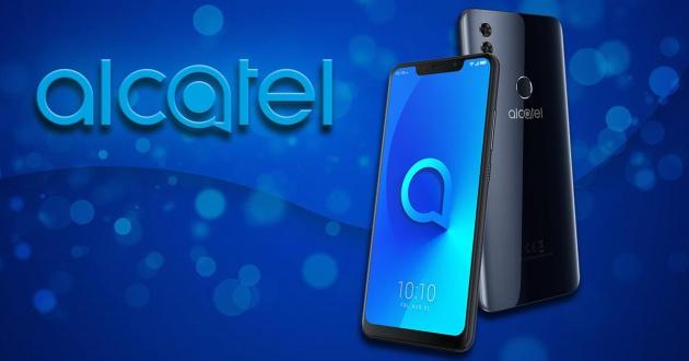 Alcatel 5V características
