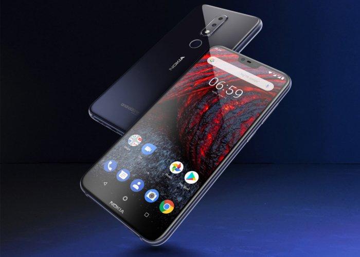 Nokia 6.1 Plus ya es oficial