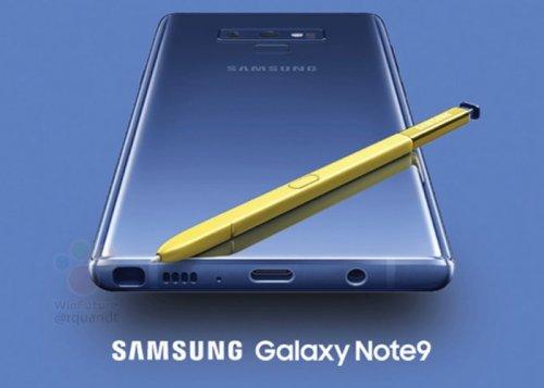 Se filtra el precio de Samsung Galaxy Note 9