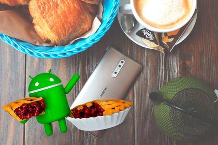 Si tienes Nokia, tienes Android 9.0 Pie