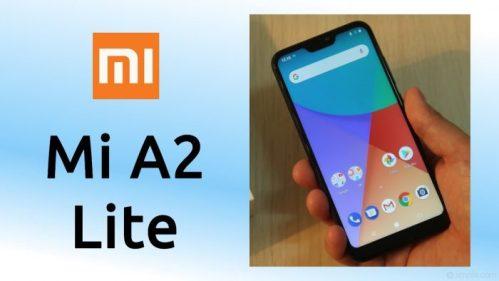 Xiaomi Mi A2 Lite y Redmi 6: unboxing y primeras impresiones