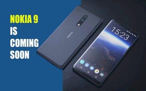 Dia 21. Nokia 9?