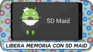 SD Maid libera tu memoria