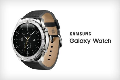 Samsung Galaxy Watch, ahora si
