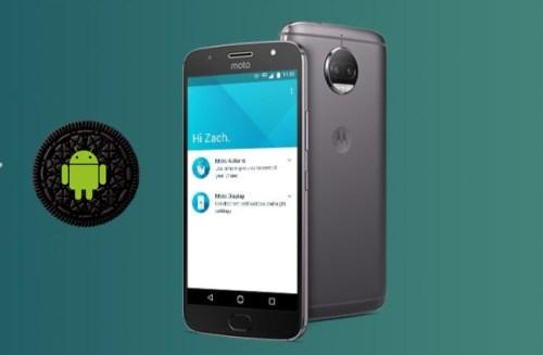 Finalmente, los Motorola Moto G5 y G5 Plus reciben Android Oreo