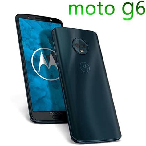 Análisis del Motorola Moto G6