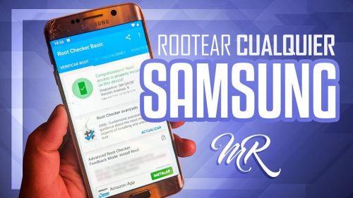 Cómo rootear cualquier terminal Samsung