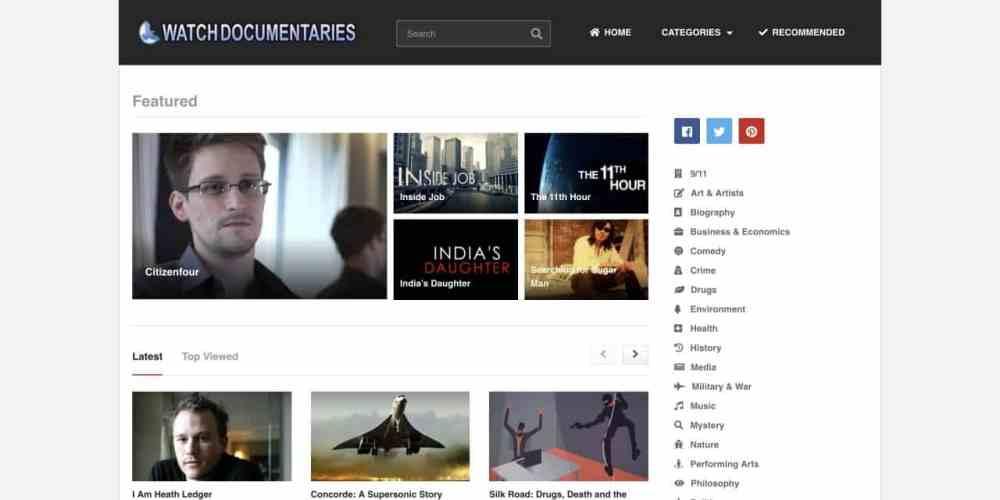 ver películas gratis-WatchDocumentary.com