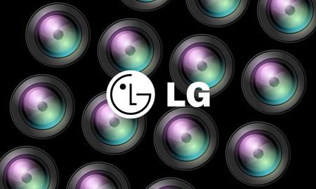LG patenta un móvil con 16 cámaras.