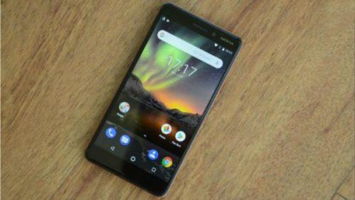 El Nokia 6.1 ha comenzado a recibir Android 9 Pie