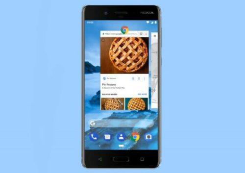 Ya disponible la versión estable de Android 9.0 Pie en Nokia 8
