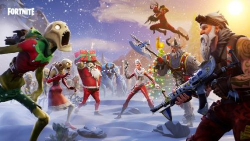 Fortnite v7.10 ya está disponible para móviles Android de gama media