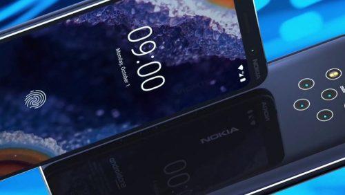 Nokia 9 el móvil con cinco cámaras se vuelve a filtrar