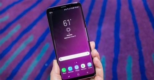 Samsung Galaxy S9 estaría recibiendo Android 10 en su versión Beta