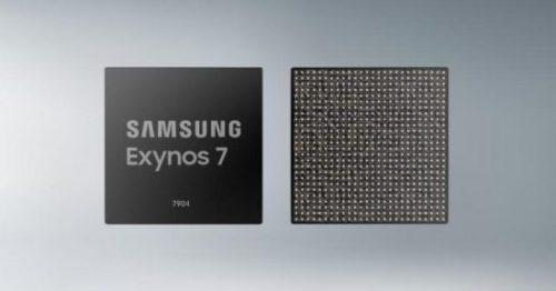 Samsung anuncia nuevo procesador Exynos 7904 para móviles gama media