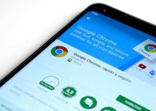 Google Chrome y su nueva búsqueda por voz en móviles es una realidad