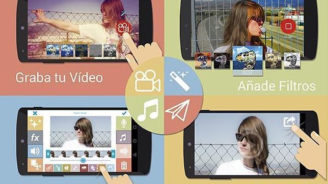 apps de video para tu smartphone-Videona