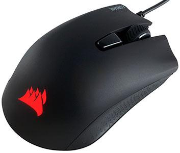 raton gaming-Corsair Harpoon RGB