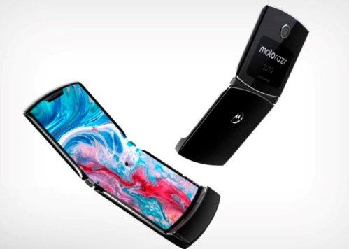Motorola RAZR podría ser una realidad para este 2019