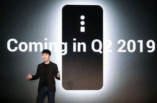 Oppo oficializa su zoom óptico de 10X y presenta un móvil con 5G