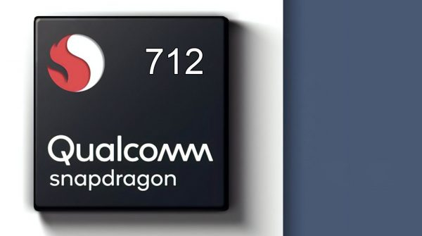 Procesador Qualcomm Snapdragon 712 chip