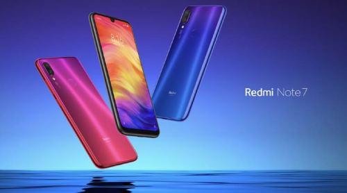 Redmi Note 7 Pro ha sido presentado y estas son sus características