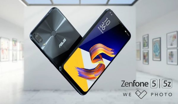 Asus ZenFone 6 en España 16 de mayo ZenFone5