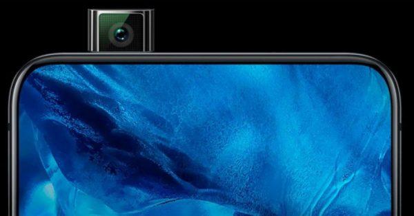 Cámara retráctil Samsung Galaxy A90