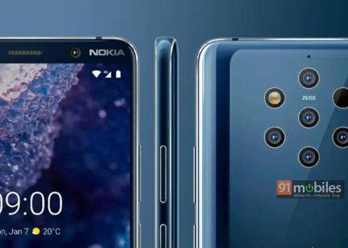 Nokia Pure View podría sacar fotografías de hasta 64 megapíxeles