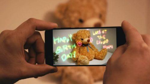 Sony presenta su nueva cámara 3D para móviles a través de un vídeo