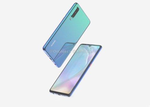 Huawei P30 Lite se anuncia en un vídeo antes de su presentación
