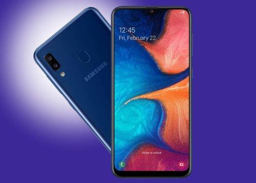 Samsung Galaxy A20 ha sido presentado oficialmente
