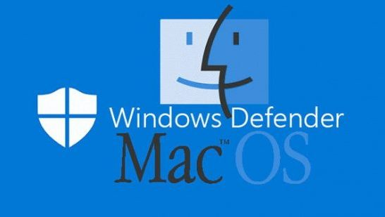 Microsoft Windows Defender macOS