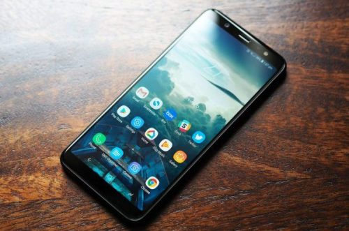 Samsung Galaxy A6+ comienza a recibir la actualización de Android Pie