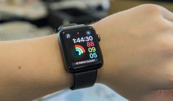 5 mejores relojes inteligentes del 2019 Apple Watch Series 3