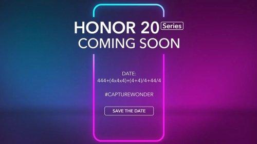 Honor 20 Series