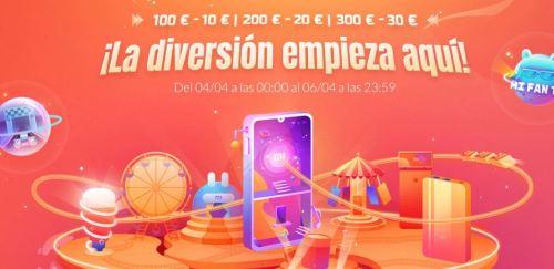 Redmi 7 llega a España, Mi Fan festival y día sin iva