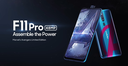 Oppo F11 Pro Edición Vengadores ha sido presentado y este es su precio