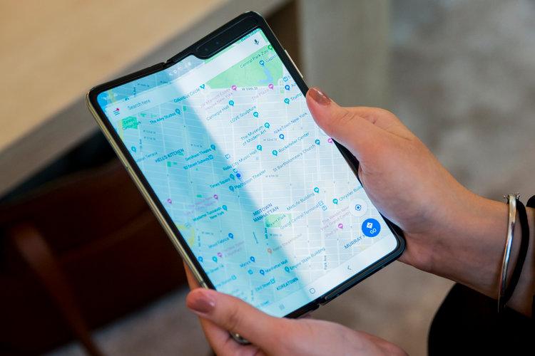 Samsung Galaxy Fold-Flexible
