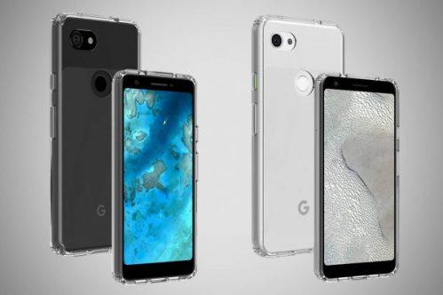 Google Pixel 3A y Pixel 3A XL: se filtran sus diseños al completo