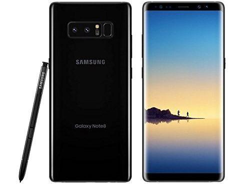 Samsung Galaxy Note 8 actualización