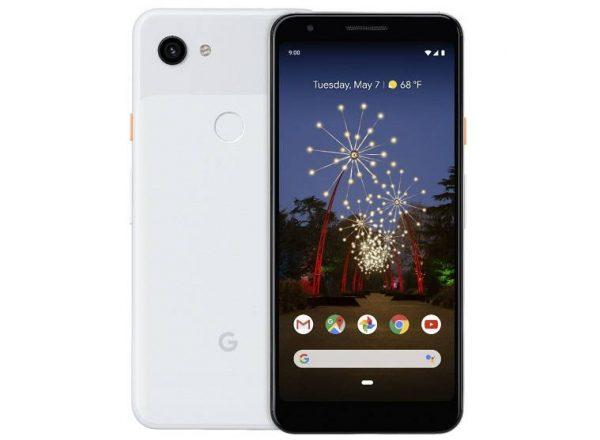 Google Pixel 3a especificaciones y precio