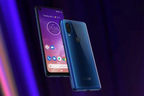 Motorola One Vision: panel ultrapanorámico y agujero en pantalla