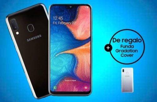 Samsung Galaxy A20e ya oficial en España: aquí su precio y disponibilidad
