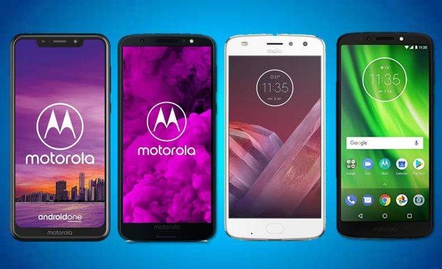 Teléfonos Motorola en oferta Moto