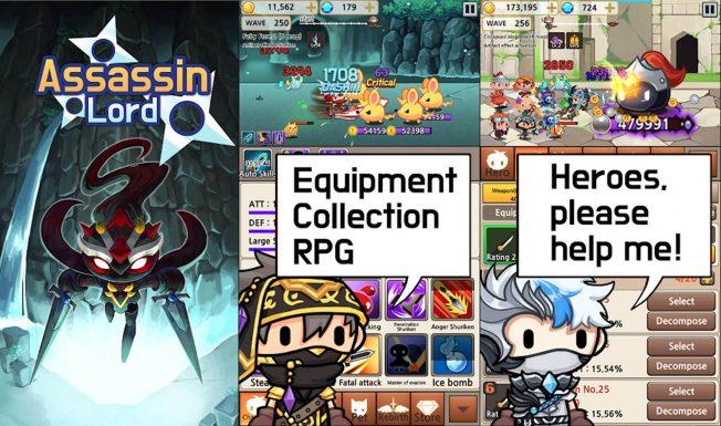 Juegos Android gratis Assassin Lord